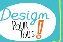 ⚡ Design pour TOUS ! / Design for all. Les jeux adaptés à tous, avec ou sans porteur de handicap. On réuni sa famille et ses amis pour pouvoir être et jouer ensemble.