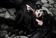 Gothic High Fashion / An assortment of the fashion I love