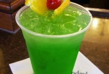 Favorite Drinks / by Michelle Arellano