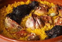 Comida española: I love spanish food! / Platos típicos españoles. Spanish food!
