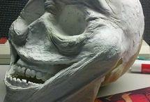 Halloween - Sculpt