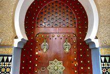 Algerian doors