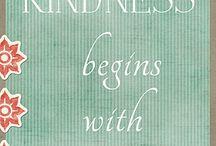 School Counseling - Kindness / by Lynn Kawa