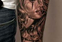 Awesome Tattoos / Not just tattoos but awesome and beautiful tatoos