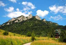Pieniny  / Pieniny - Beautyfull Mountains in lesser Poland ( Małopolska) amazing place. My little paradise