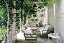 portici,serre ornamentali