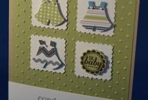 Cards - Cuttlebug stamp die set