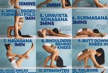 Séquences de yoga