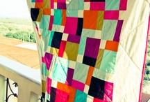 Zarkadia: Finished Quilts