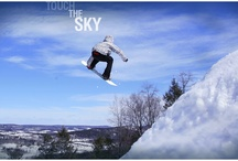 Skiing and Snowboarding! / Ski, Ride, Tube, and Luge..... Which is your favorite way to spend winter on the mountain?
