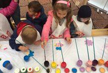 I nostri laboratori creativi / Laboratori creativi per bambini adatti ad ogni occasione; feste di compleanno, cerimonie, giornate istituzionali