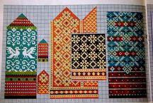 Knitting - Mittens