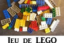 anniv à thème LEGO