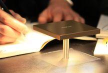 Lighting - work table