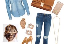 Simple and chic / Simpl and chic fashion
