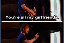 Ed is my boyfriend