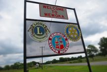 Wewoka, Oklahoma / One of the historical black towns of Oklahoma. Part of an interactive, documentary web project about Oklahoma's all-black towns http://www.struggleandhope.com