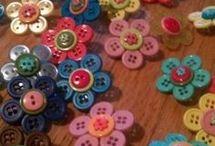 flores de botões