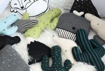 Cactus / Seleção de produtos, objetos de decoração, roupas e DIY com CACTUS de todos os tipos e tamanhos.