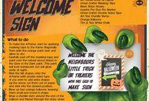 Halloween DIY Projects
