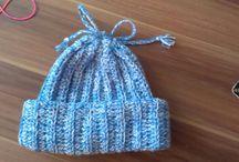 háčkování (crochet) vlastní tvorba