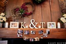 Wedding Decor Ideas | Pond House Cafe / Pictures of great decor ideas from weddings held at the Pond House Cafe!