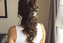Wedding hair perfection