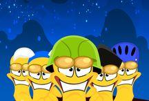 appresk.in - Flappy Worms / appresk.in - Flappy Worms