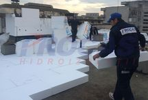 Termo-Hidro / Pentru comfort termic si protectie impotriva infiltratiilor va oferim sisteme de termohidroizolatii. Calitate garantata! www.procas.ro