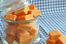 snoep en gebak recepten