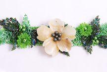 Bead embroidery a podobné