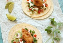 Food - Tacos / Suggestions to eat...  / by Donna Joseph