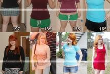 my weight goal tools / by Carmen Sprinkle-Voss