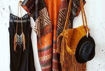 vêtements hippie chic