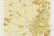 Map it! / The Forest Preserves of Winnebago County - 10,300 acres, 100 miles of hiking trails, 42 forest preserves, 4 rivers, 4 campgrounds, 3 golf courses...endless possibilities!  http://www.winnebagoforest.org