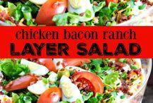 Low Carb Salads