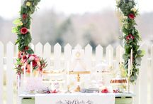 ♥ Desszertasztal ♥ Wedding Dessert Table ♥