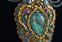 interesting beadwork