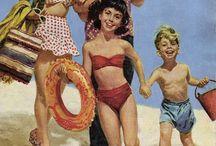 beach scenes artwork