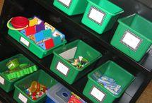 Classroom Organization / by Miss Kindergarten