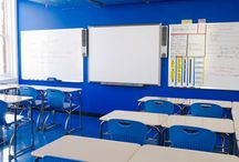 Classroom & school / Ambienti di scuola, idee per l'architettura scolastica
