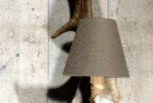 Gewei lampen