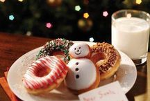 Christmas time / Christmas places ,things, love ,santa , gifts