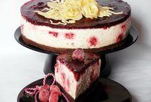 Tarte/ torturi/ cheesecake