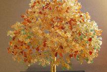 krasny jesenny strom