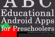 educational apps / by Patricia