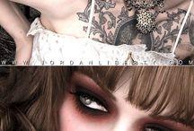 Goth Wannabe / I wish I was goth / by Kathryn Gonsior