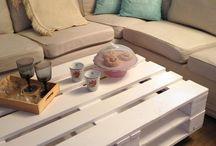 Pallets/wooden crate / palety/drewniane skrzynki