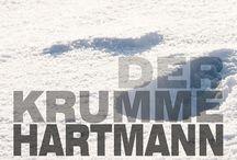 Der krumme Hartmann / Cover, Promo, etc.