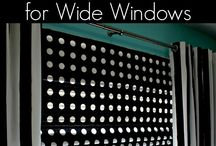 Roman blind DIY for WIDE  windows
